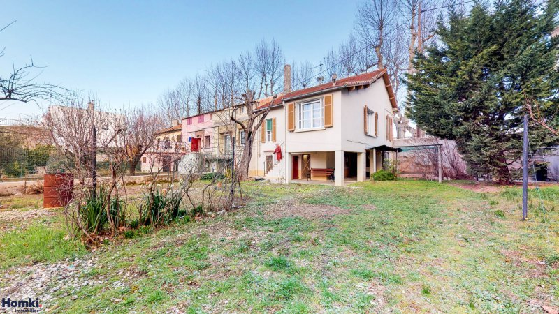 Homki - Vente maison/villa  de 71.0 m² à marseille 13011