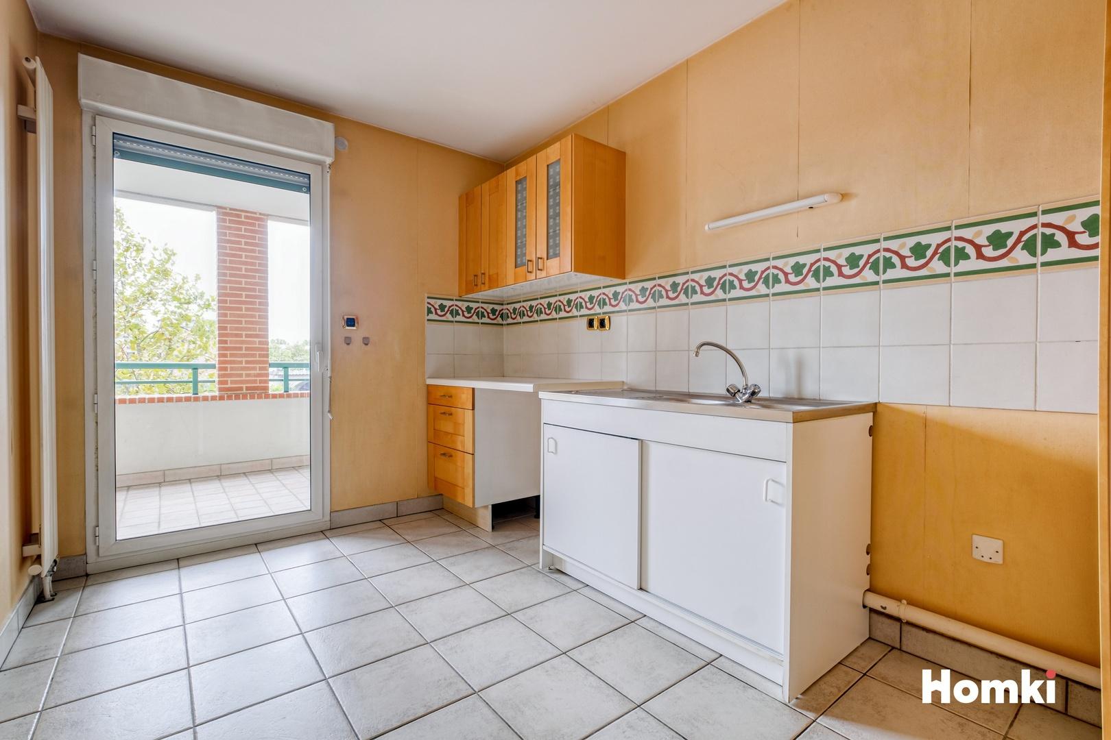 Homki - Vente Appartement  de 77.0 m² à Toulouse 31000