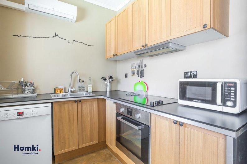 Homki - Vente appartement  de 47.75 m² à marseille 13008