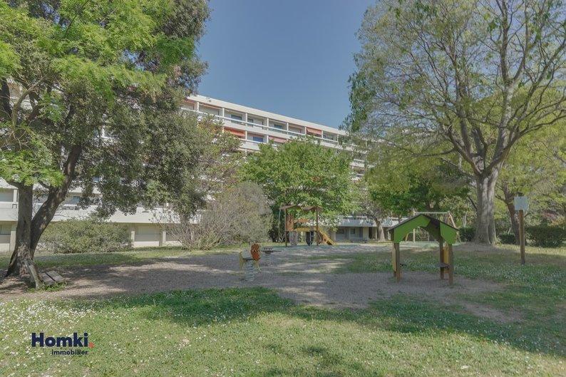 Homki - Vente appartement  de 66.4 m² à marseille 13009