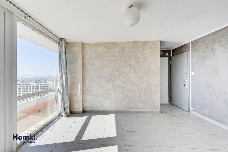 Homki - Vente appartement  de 39.22 m² à marseille 13009
