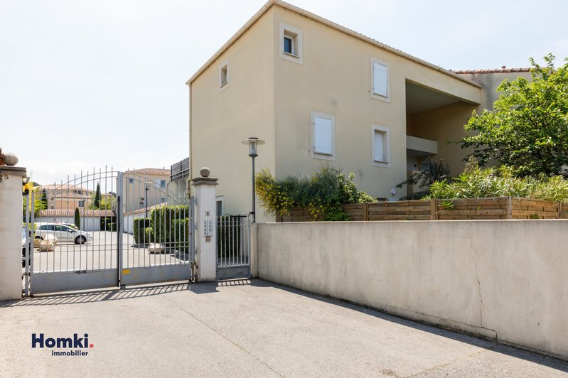 Homki - Vente appartement  de 66.43 m² à marseille 13013