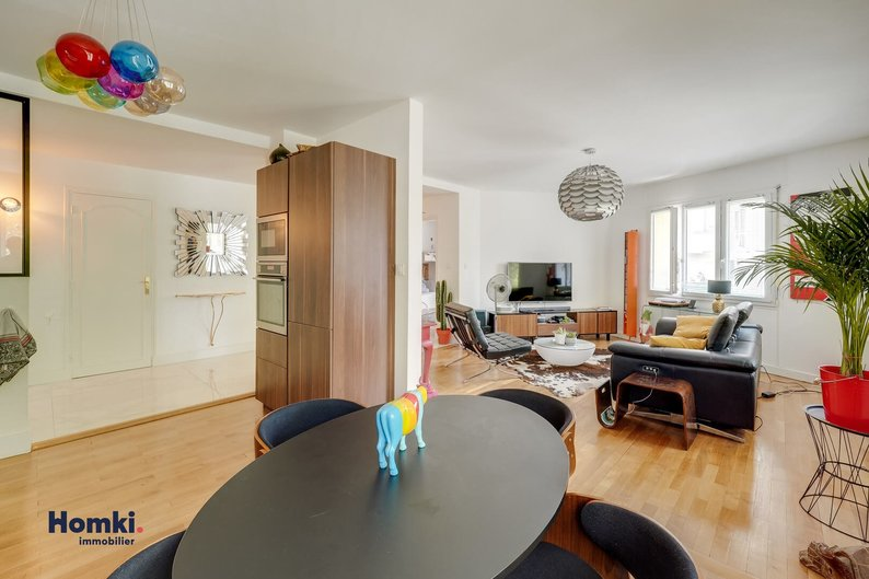 Homki - Vente appartement  de 98.0 m² à grenoble 38000