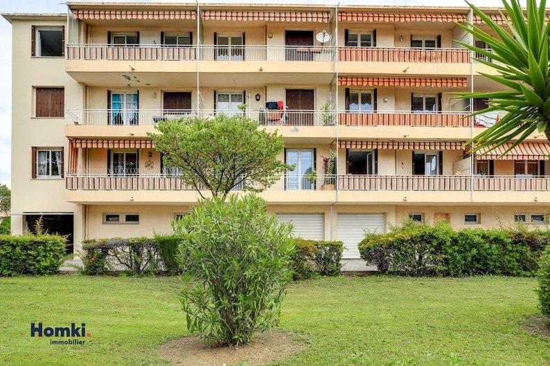 Homki - Vente appartement  de 65.0 m² à antibes 06600