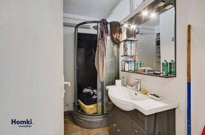 Homki - Vente appartement  de 23.7 m² à aix en provence 13090