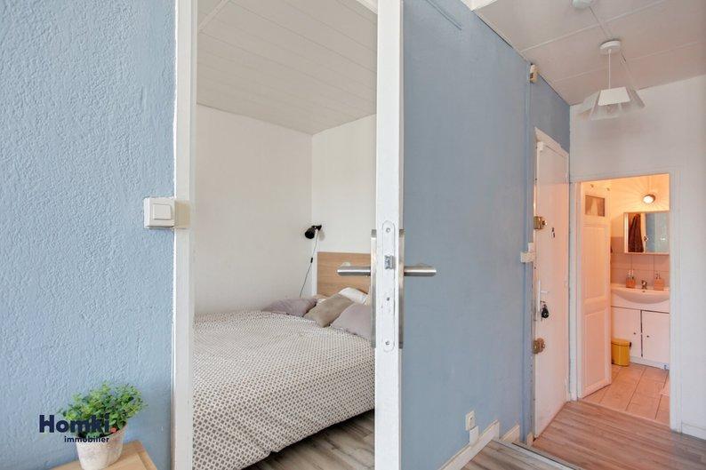 Homki - Vente appartement  de 33.1 m² à marseille 13006