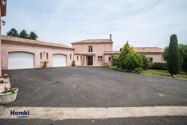 Homki - Vente maison/villa  de 340.0 m² à st emilion 33330