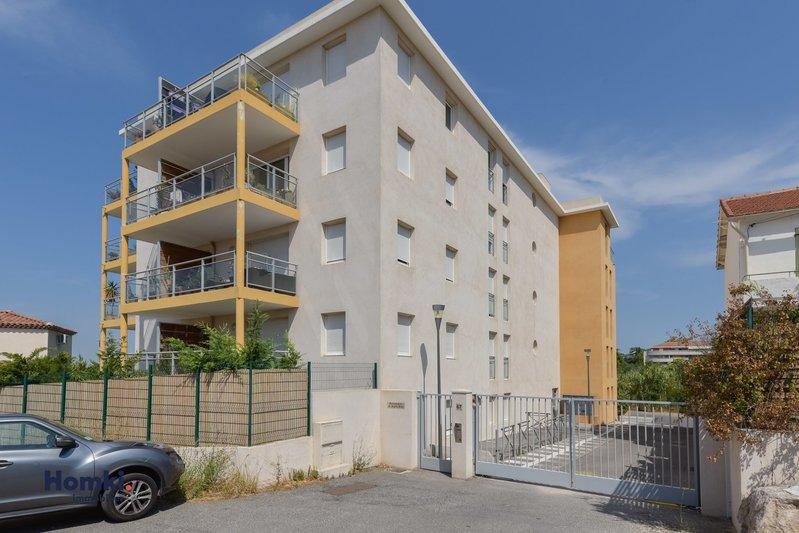 Homki - Vente appartement  de 76.2 m² à marseille 13012