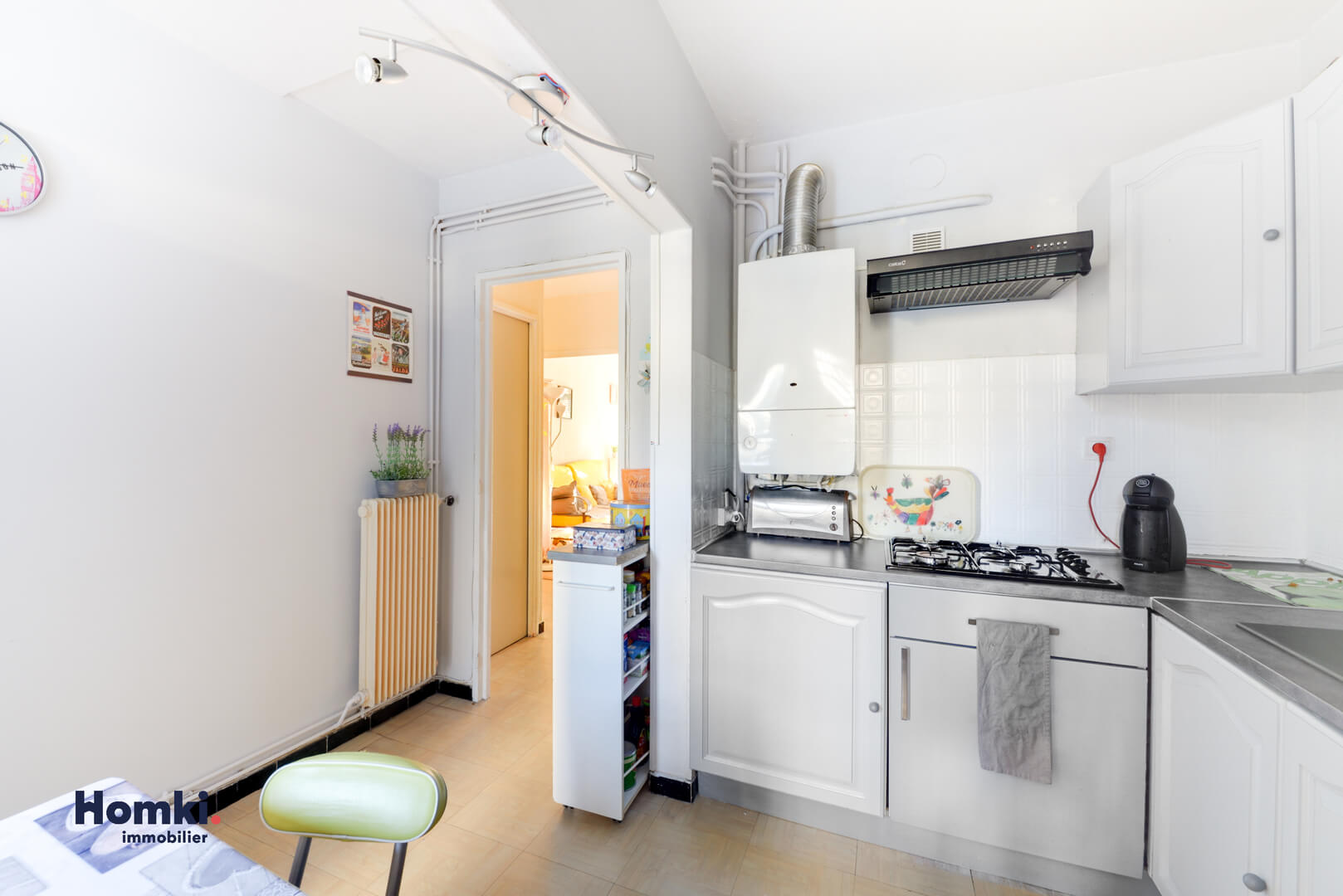 Homki - Vente Appartement  de 75.2 m² à marseille 13013