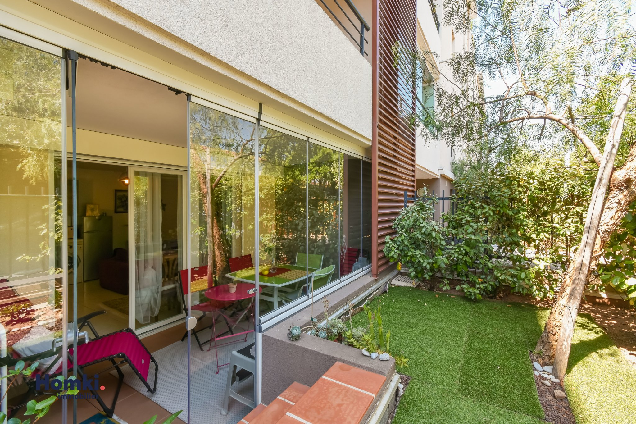 Homki - Vente appartement  de 55.0 m² à st raphael 83700