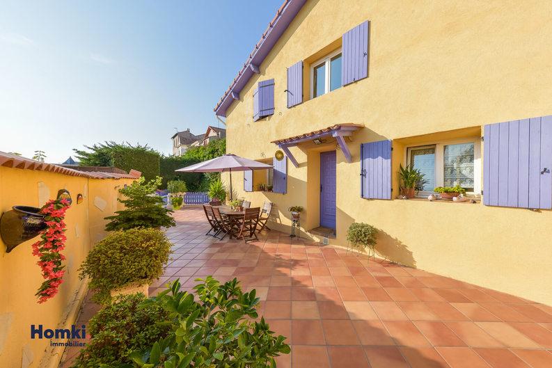 Homki - Vente maison/villa  de 105.0 m² à marseille 13014