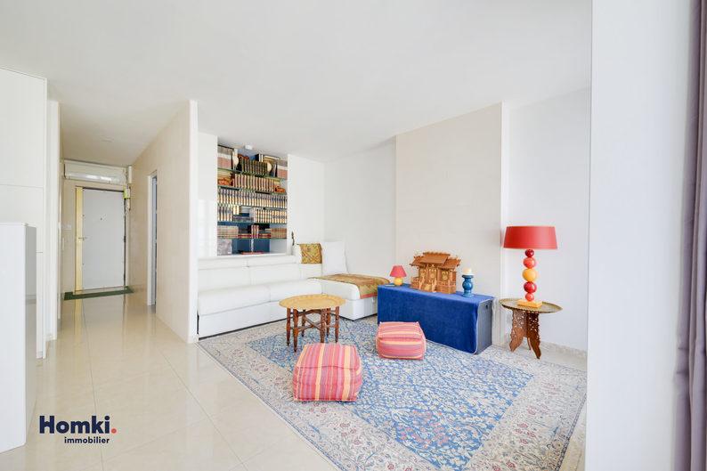 Homki - Vente appartement  de 46.0 m² à Marseille 13002
