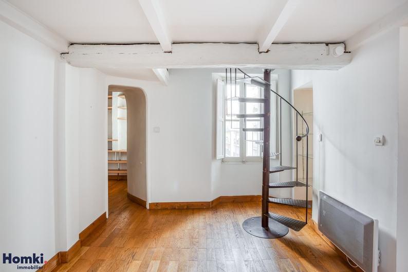 Homki - Vente appartement  de 76.0 m² à Marseille 13002